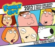 Family Guy box calendar