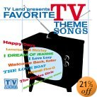 TV Land Presents: Favorite TV Theme Songs CD pic