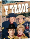 F Troop 2nd Season DVD cover