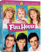 Full House season 1 DVD cover