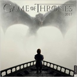 Game of Thrones 2017 Wall Calendar
