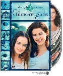 Gilmore Girls Season Two DVD Picture