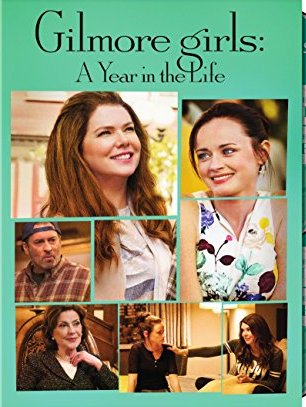 Gilmore Girls: A Year in the Life DVD cover