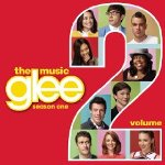 Glee CD vol. 2 cover