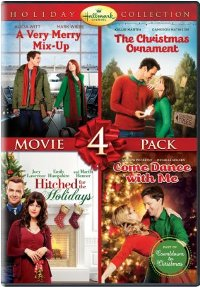 Hallmark Holiday Collection DVDs cover