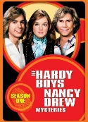 Hardy Boys / Nancy Drew Mysteries DVD photo