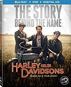 arley And The Davidsons DVD cover