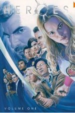 Heroes Graphic Novel vol. 1 cover
