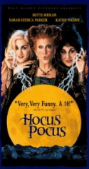 Hocus Pocus video cover
