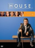 House season 1 DVD cover