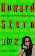 Howard Stern A to Z book cover