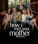 How I Met Your Mother Season Three DVD cover