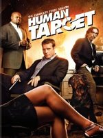 Human Target DVD cover