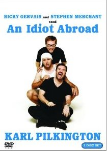 An Idiot Abroad DVD cover