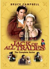 Jack of All Trades DVD cover
