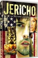 Jericho dvd cover season 2