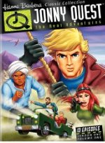 Real Adventures of Johnny Quest DVD cover