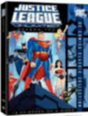 Justice League Unlimited DVD cover