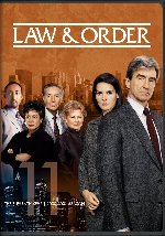 Law & Order: The Eleventh Year DVD cover