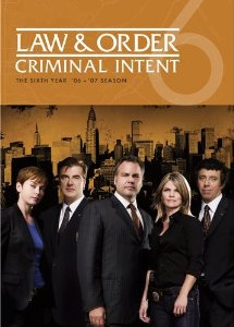 Law & Order Criminal Intent: Season 6 DVD cover