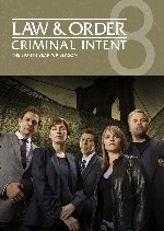 Law & Order: Criminal Intent: Year Eight DVD cover