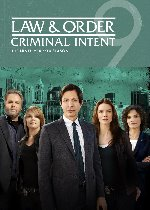 Law & Order: Criminal Intent: Year Nine DVD cover