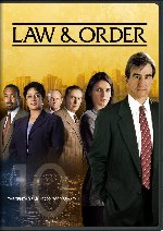 Law & Order: The Tenth Year DVD cover