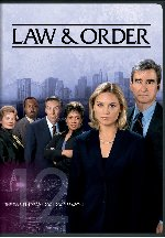 Law & Order: The Twelfth Year DVD cover