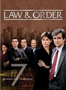 Law & Order: The Seventh Year DVD cover