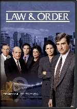 Law & Order: The Ninth Year DVD cover