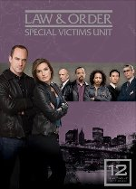 Law & Order: Special Victims Unit - The Twelfth Year DVD cover