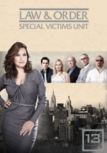 Law & Order: Special Victims Unit - The Thirteenth Year DVD cover