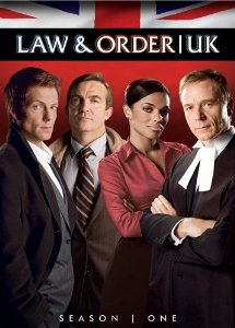 Law & Order UK: Season One DVD cover