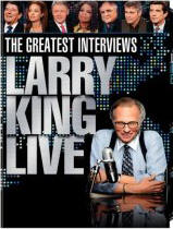 Larry King Live DVD cover