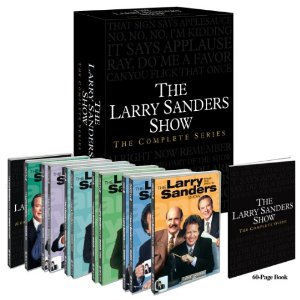The Larry Sanders Show: The Complete Series DVD cover