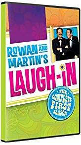Laugh - In Complete First Season DVD cover