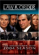 Law & Order DVD photo