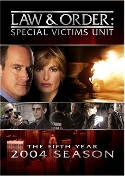 Law & Order: Special Victims Unit DVD photo
