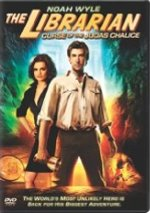 The Librarian: Curse of the Judas Chalice DVD cover