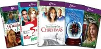 various Lifetime movie  DVD covers