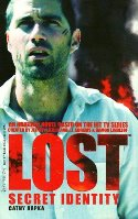 Lost - Secret Identity book cover