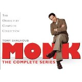 Monk: Complete Series Limited Edition Box Set cover