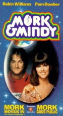 Mork & Mindy video cover 1