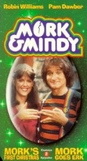 Mork & Mindy video cover 2