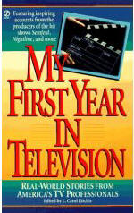 My First Year in Television book cover