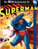 The New Adventures of Superman Classic DVD cover