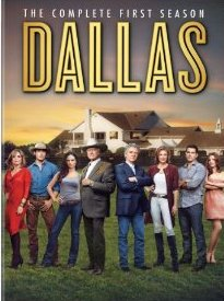 Dallas Season 1 DVD cover
