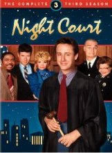 Night Court Third Season DVD cover