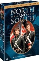 North and South DVD cover