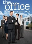 The Office Season Four DVD cover